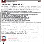 Wound Bed Preparation 2021. ADVANCES IN SKIN & WOUND CARE • APRIL 2021. R. Gary Sibbald et al